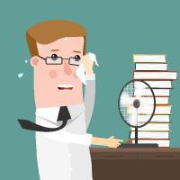 Canicule et fortes chaleurs au travail, que dit la Loi ? Maître SHIRKHANLOO Avocat en droit du travail vous répond.